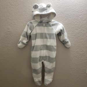 Old navy baby winter jumpsuit